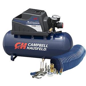 Air-Compressor,-Portable,-3-Gallon-Horizontal