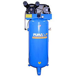 Puma-Industries-PK-6060V-Air-Compressor,-Professional-Commercial-Single-Stage-Belt-Drive-Series