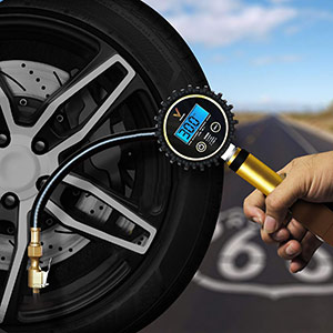 Vondior-Digital-Tire-Inflator-with-Gauge-200-PSI-–-Air-Chuck-with-Gauge-and-Inflator-Gun-with-3-Different-Air-Chucks