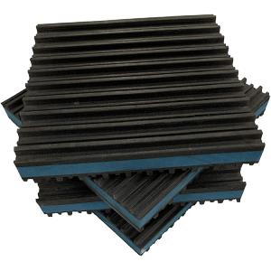 Heavy-Duty Anti-Vibration Isolation Pads
