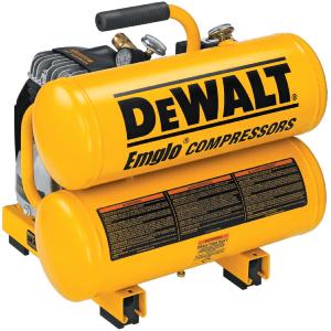 DEWALT D55151 Twin Hot Dog Compressor