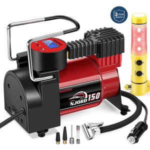 Smashier Portable Air Compressor Tire Inflator