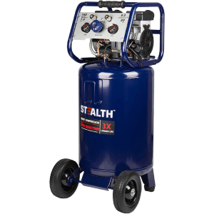 best compressor for blowing out sprinklers