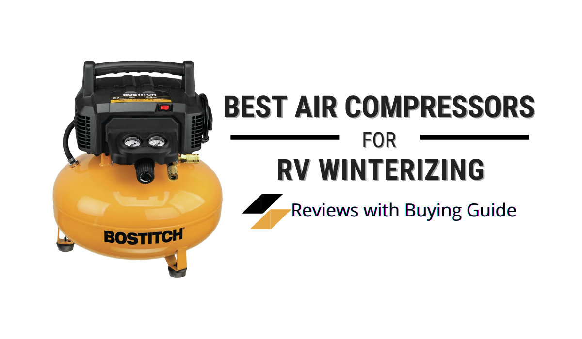 Best Air Compressors for RV Winterizing