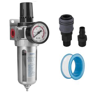 NANPU Compressed Air Filter Regulator Combo